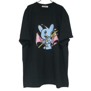 SATANIC POLICE t-shirt BLACK