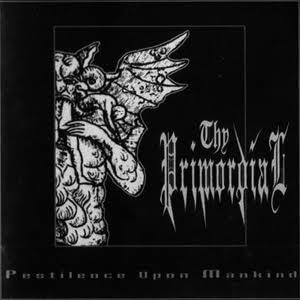 【USED】The Primordial / Pestilence Upon Mankind