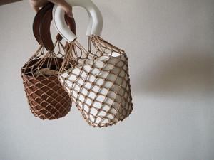 knitting bucket bag (mom)