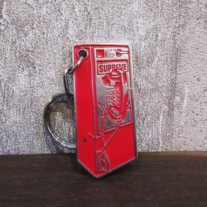 SUPREME 18AW Payphone Keychain