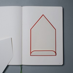 HOUSE ENVELOPE/PAPIER LABO