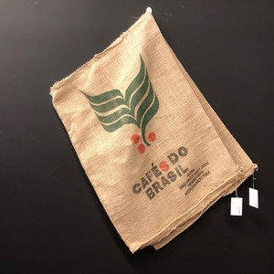 "Jute Bags For Coffee Beans ""CAFE DO BRASIL """