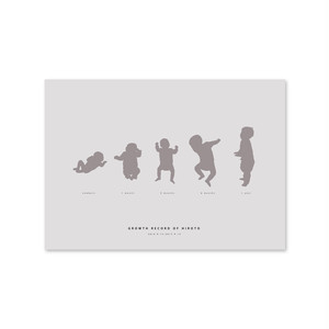 [NEW]シルエットポスター