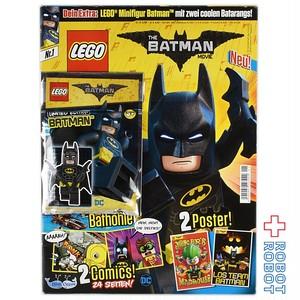 LEGO バットマン マガジン Nr.1