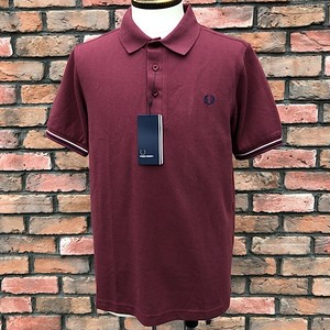 Deadstock Fred Perry Polo Shirt / BGD / Medium