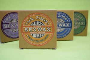 SEXWAX Quick Humps