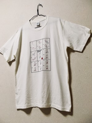 HOW TO man3 Tシャツ