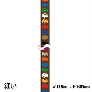 ステッカー C4C-ST201 (マスキングテープ風 細いver.)