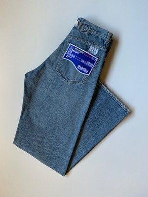"DAIRIKU ""Wash N'WEAR""Damage Denim Pants"