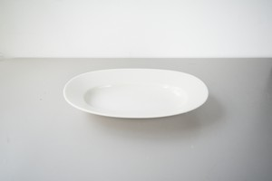 yumiko iihoshi porcelain / Oval plate(M)