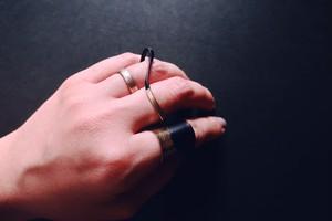finger bangle  『circle』