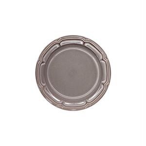 Koyo ラフィネ リムプレート 皿 16cm ストームグレー 15973108