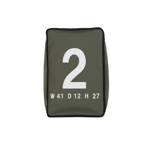 LORINZA No.2 Travel Pouch LO-STN-PC02 Olive