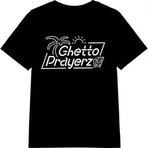 ✔️Ghetto Prayerz Tee shirt