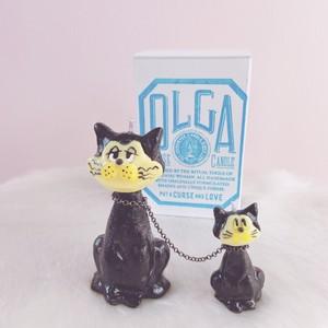 OLGA-goosecandle- THIEF CATS / 泥棒猫