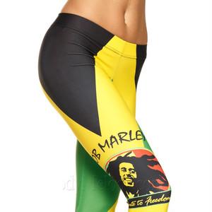 ジャマイカ ボブマーリー レギンス ダンス レゲエ 衣装