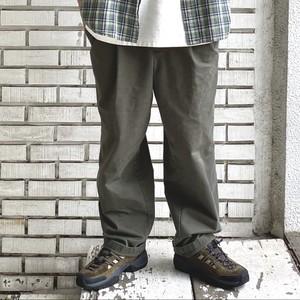 USED 2-TUCK CHINO PANTS