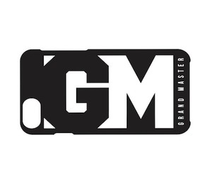 GRAND MASTER オリジナル iPhone Case