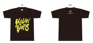 『オリジナルTシャツ』ワンマンライブ -YELLOW BEAMS TOUR OFFICIAL GOODS-(2018年2月〜5月)