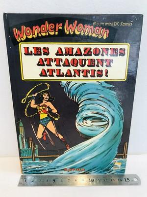 洋書70's WONDER WOMAN  ワンダー・ウーマン