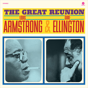 【新品LP】Louis Armstrong Duke Ellington / The Great Reunion