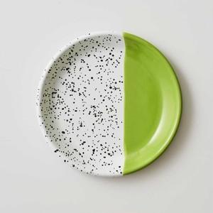 KAPKA - Mind Pop - Dessert Plate - Lime Green