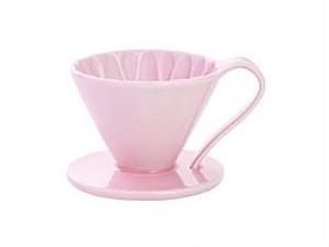 CAFEC フラワードリッパー(ピンク) 1〜2杯用