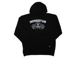 STARS & STRAPS(HOODSTAR)Black×White