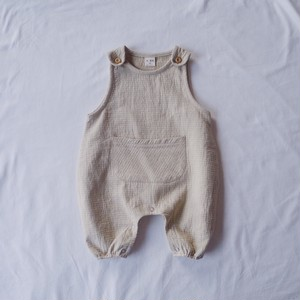 Baby natural rompers (natural)