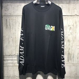 【CHRISTIAN DADA】DADA Logo Long Sleeve T-shirt