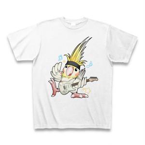 むぎ マスコット(大)Tシャツ ホワイト