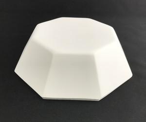 石膏型 八角鉢・大