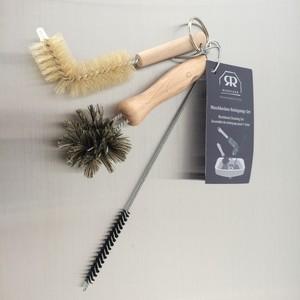 Redecker  / wash basin brush set