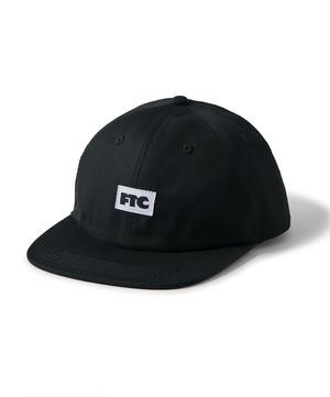 FTC / SMALL LOGO 6 PANEL -BLACK-