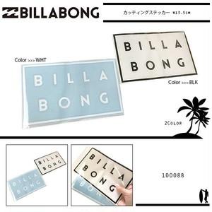 ビラボン ステッカー シール 人気ブランド おしゃれ BILLABONG B00-S32