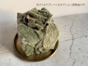 ゴールドプレート (リングピロー草もち、霞専用)