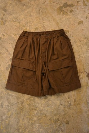 COMFORTABLE REASON / Safari Shorts