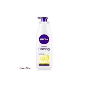 ニベア/NIVEA Q10 PLUS ファーミングボディーローション 400ml