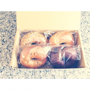 Assorted BAGEL&BREADS 4