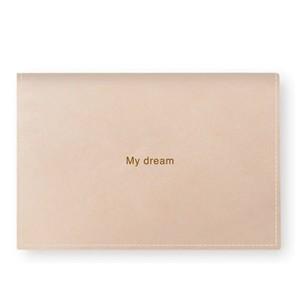 コピー:通帳カバー My Dream WA-150