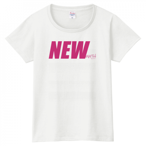 Newmath Logo ladies WHLPK
