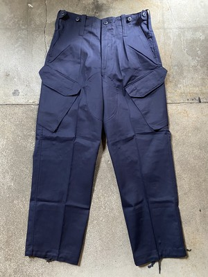 90's ROYAL NAVY COMBAT TROUSERS / deadstock