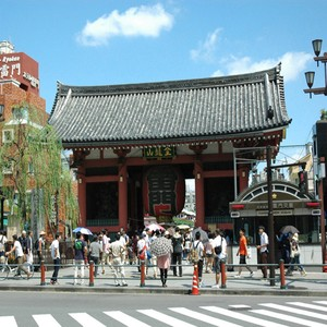 AMAZING TOKYO -Sightseeing and Shopping in Tokyo- Without Lunch
