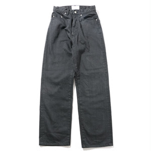 WIDE DENIM PANTS [ INDIGO ]