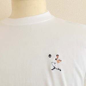 Legend Embroidery T-shirts~Baseball~ Mr.
