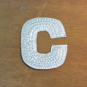 アルミアルファベットC