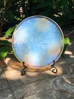 VERLYS・ヴェルリス・ オパルセント・ガラス幻想的な乳白色の輝き