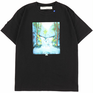 Off-White™ / WATERFALL S/S OVER TEE / T-shirts