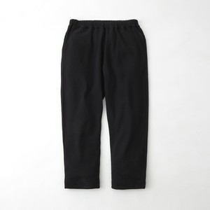 LOOPWHEELER × WM SWEAT PANTS - BLACK