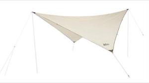 新品 REI CAMP TARP キャンプタープ 9×9feet 日本未発売